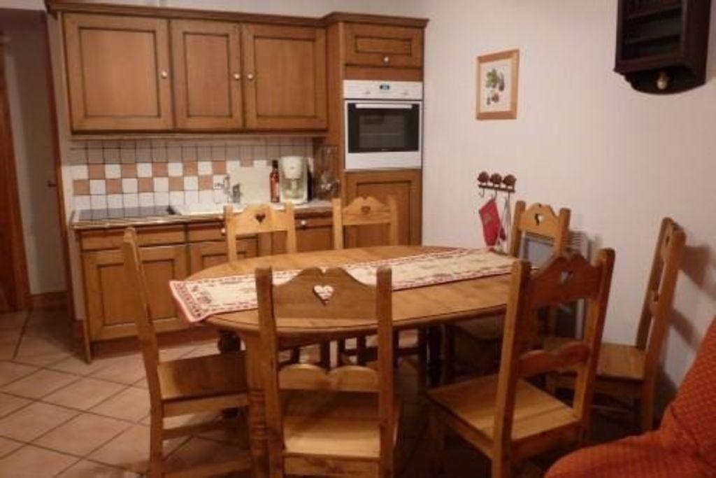 Funcional apartamento en Savoie
