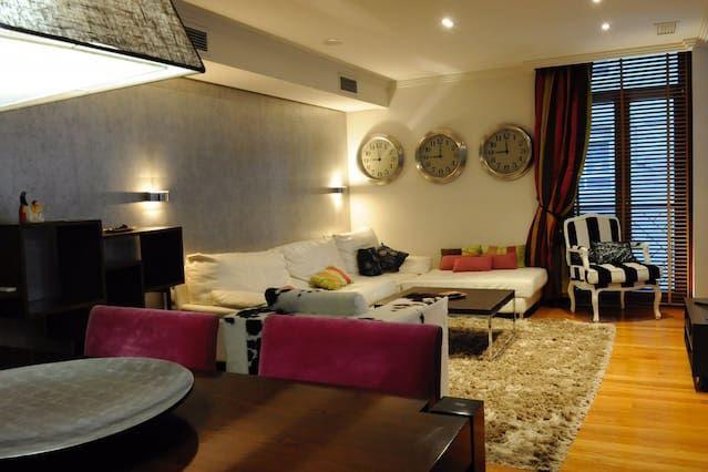 Apartment für 6 Personen mit 3 Zimmern
