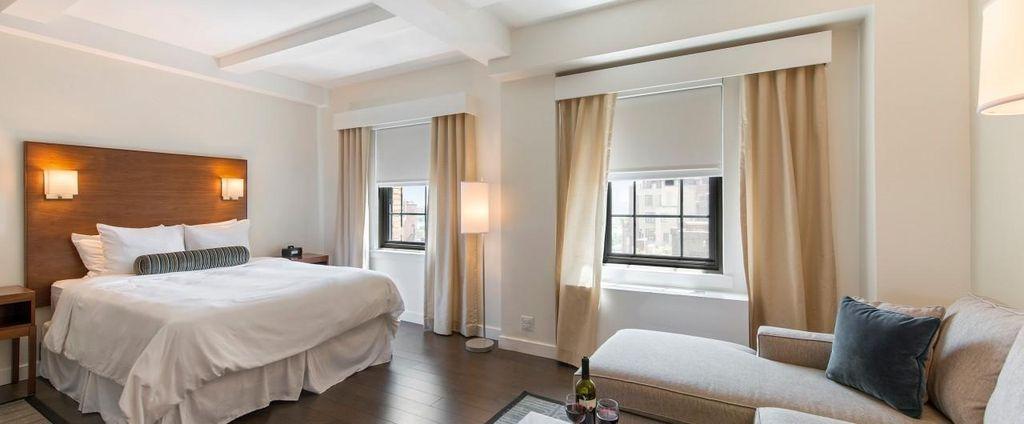Excepcional alojamiento en Nueva york con  Gimnasio
