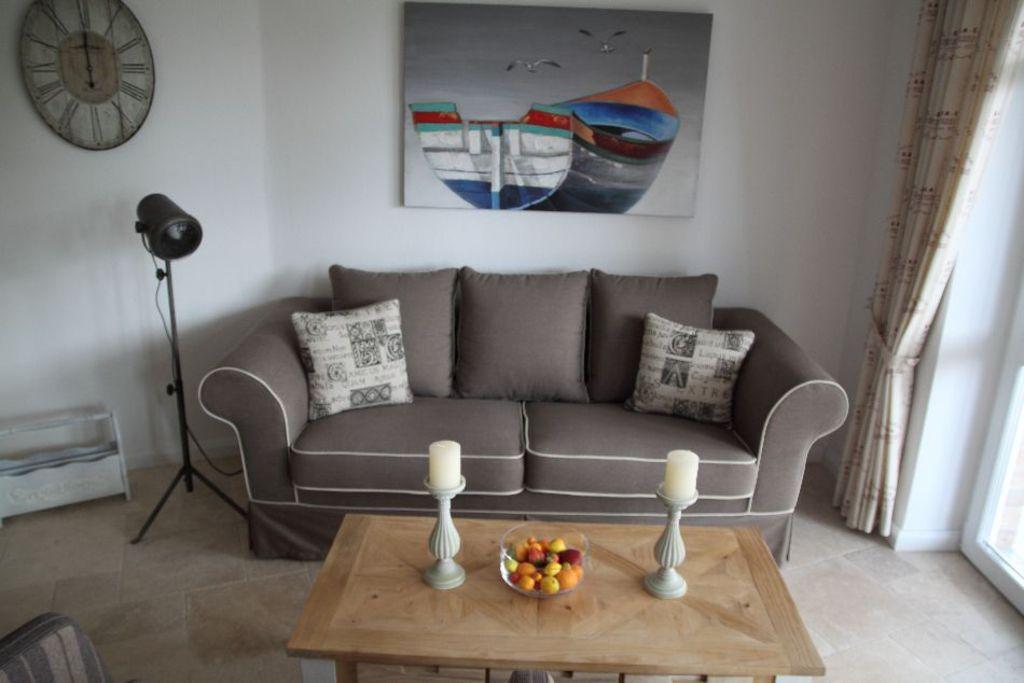 Práctico apartamento en Fehmarn