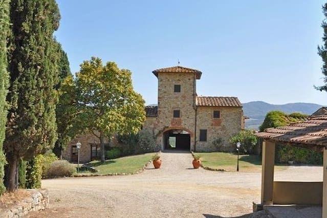 Villa en San Casciano in Val di Pesa, Toscana, Italia