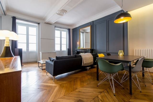Apartment in Lyon with 2 rooms