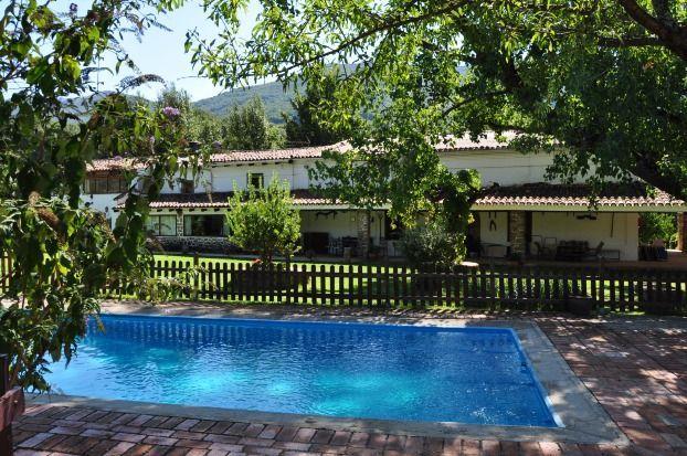 Alojamiento para 2 personas con piscina