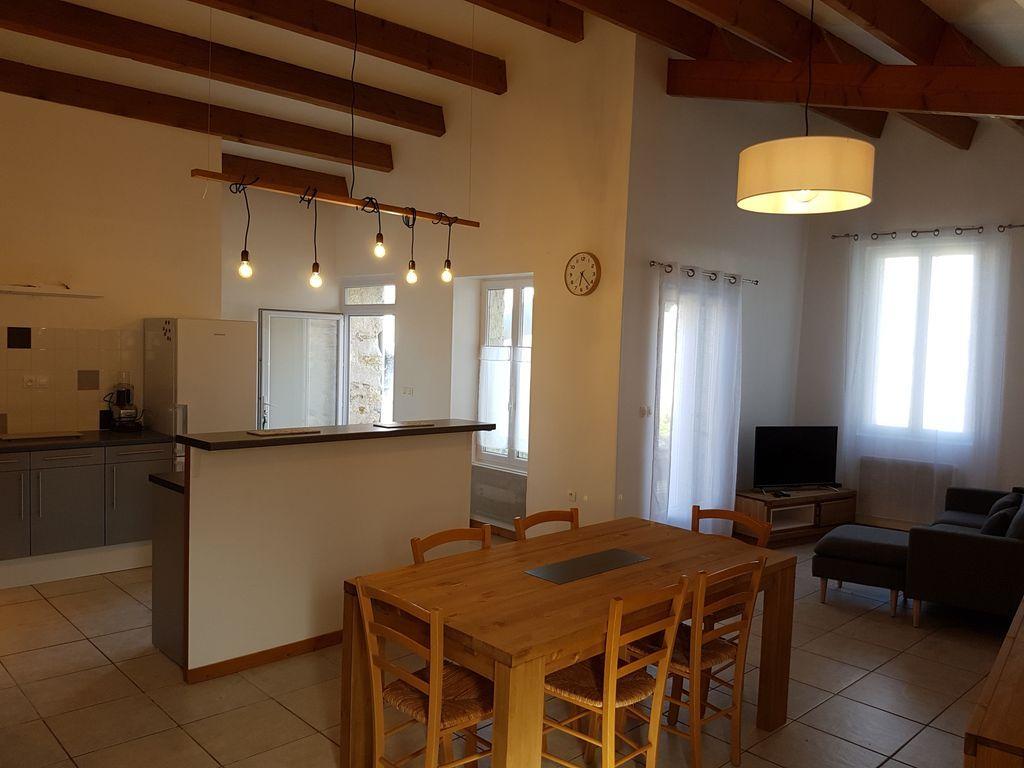 Residencia de 3 habitaciones en Saint-pierre-d'oléron
