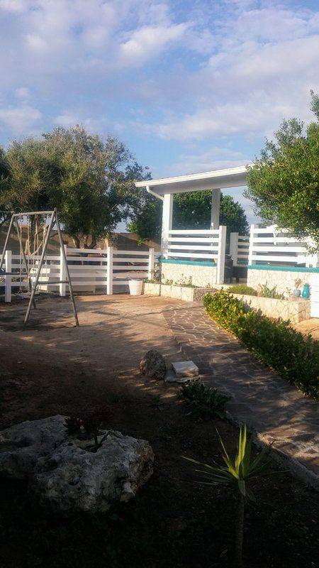 Casa con jardín de 1 habitación