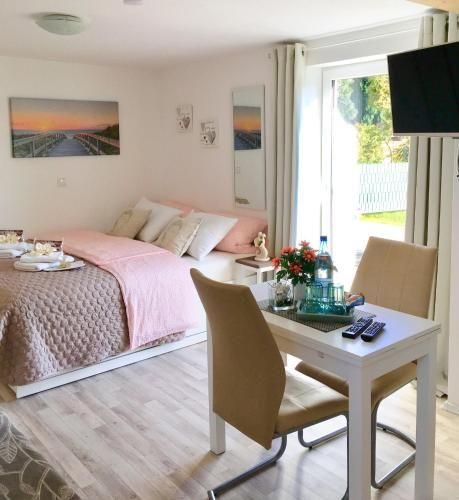 Apartamento en Bergheim con balcón