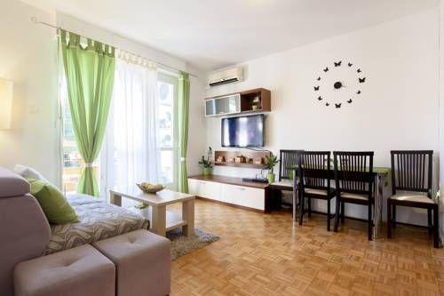 Piso de 1 habitación en Zadar