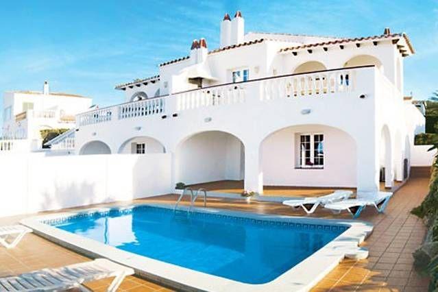 Casa en Arenal d'en castell para 6 huéspedes