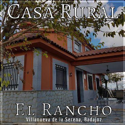 Alojamiento hogareño en Villanueva de la serena