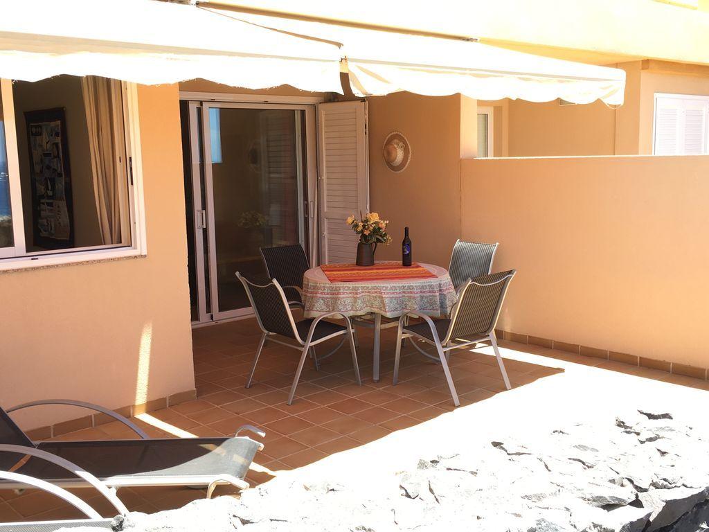 Apartamento en Porís con piscina