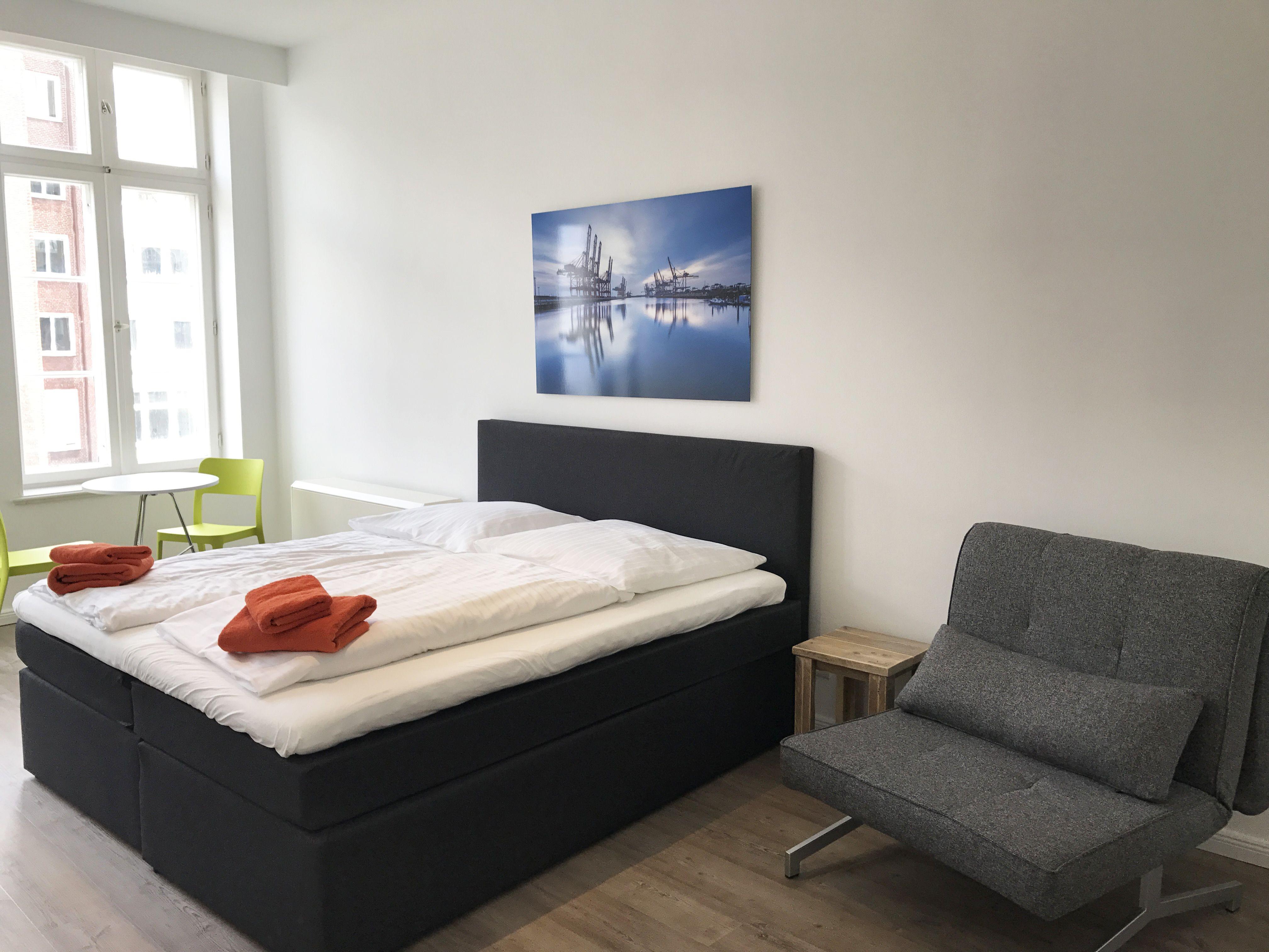 Apartamento fantástico en Hamburgo para 10 huéspedes