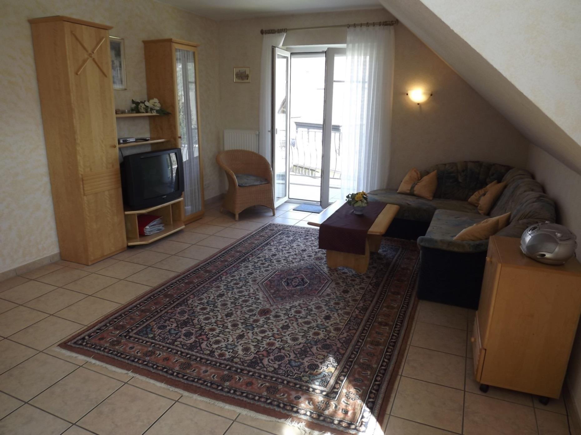Mit Ausblick Chalet mit 2 Zimmern