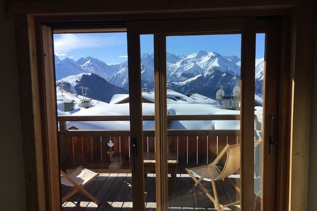 Equipado apartamento en Alpe d'huez