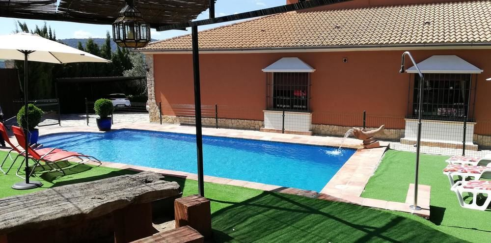 Residencia con balcón en Arriate