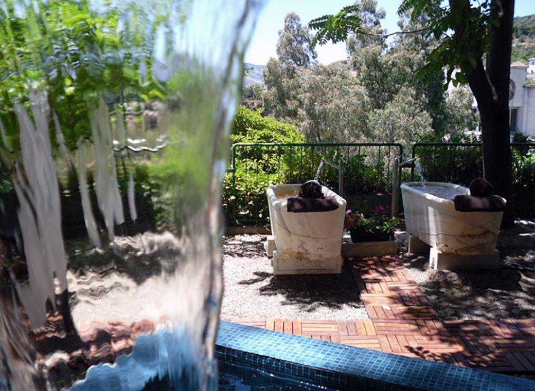 Fuente termal de Balneario de Lanjaron