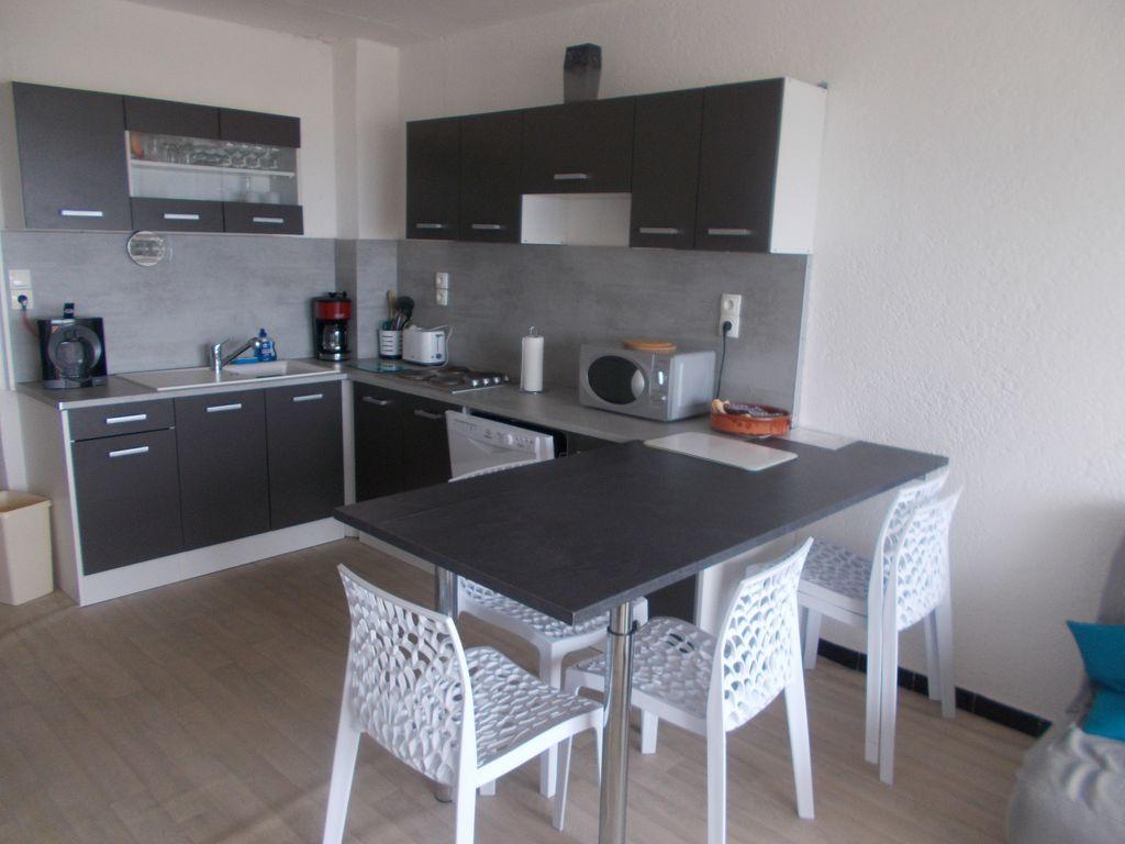 Apartamento panorámico de 45 m²