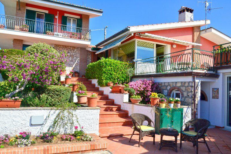 Casa vacanze con piscina a Minturno
