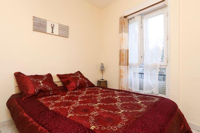 Bel apparthotel aux portes de Paris
