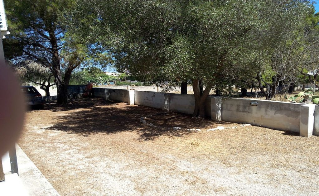 Alojamiento con jardín en Nardo'