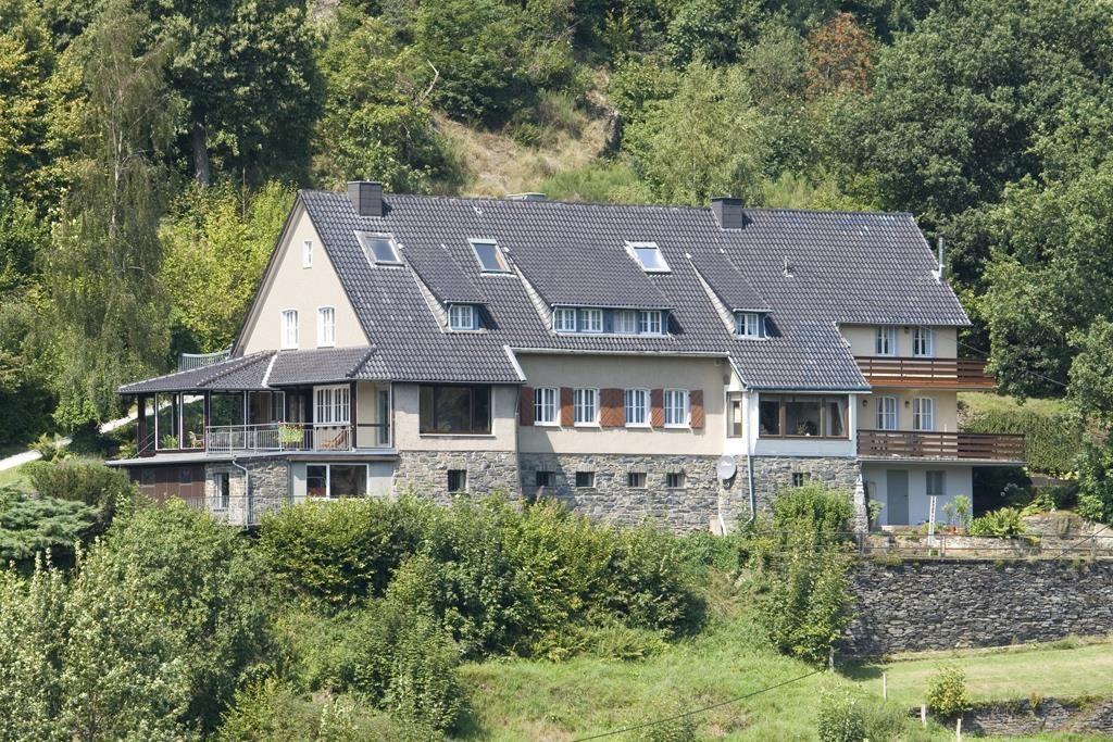 Haus Panoramablick 1+2+3 Apartment, shower, toilet, terrace