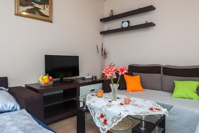 Holiday rental with wi-fi in Prague