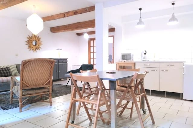 Vivienda con jardín en Carcassonne