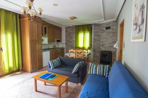 Alojamiento panorámico de 12 habitaciones