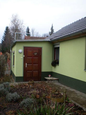 Praktisches Haus mit 1 Zimmer