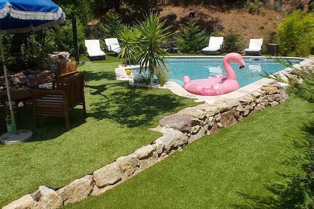 Vivienda con piscina en Théoule-sur-mer