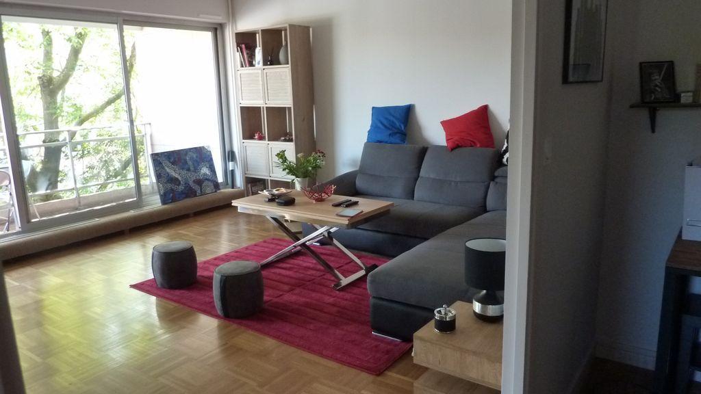 Apartamento céntrico con  TV en Lyon
