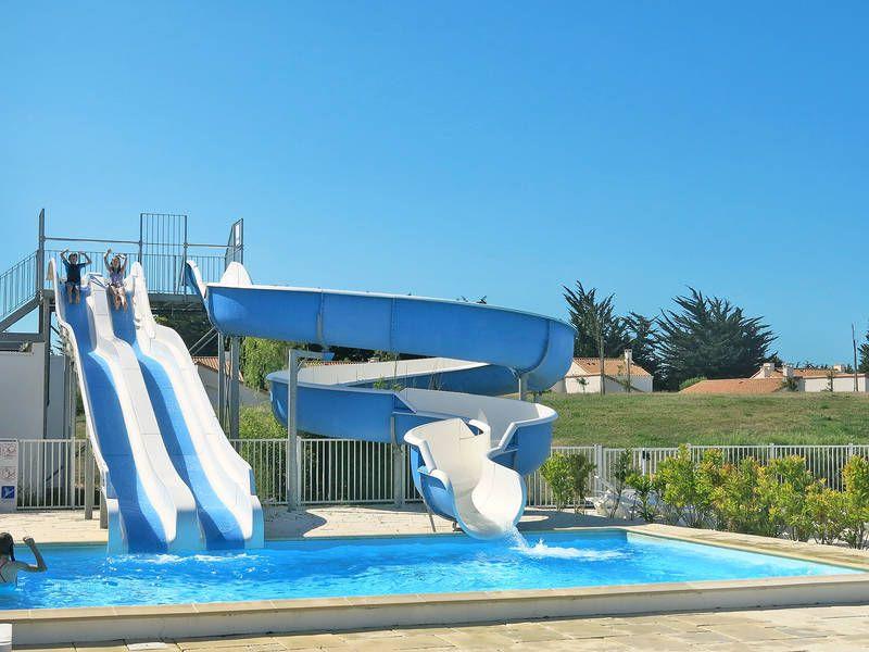 Habitation avec piscine à Olonne-sur-mer