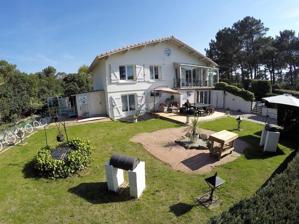 Alojamiento de 100 m² en Biscarrosse-plage