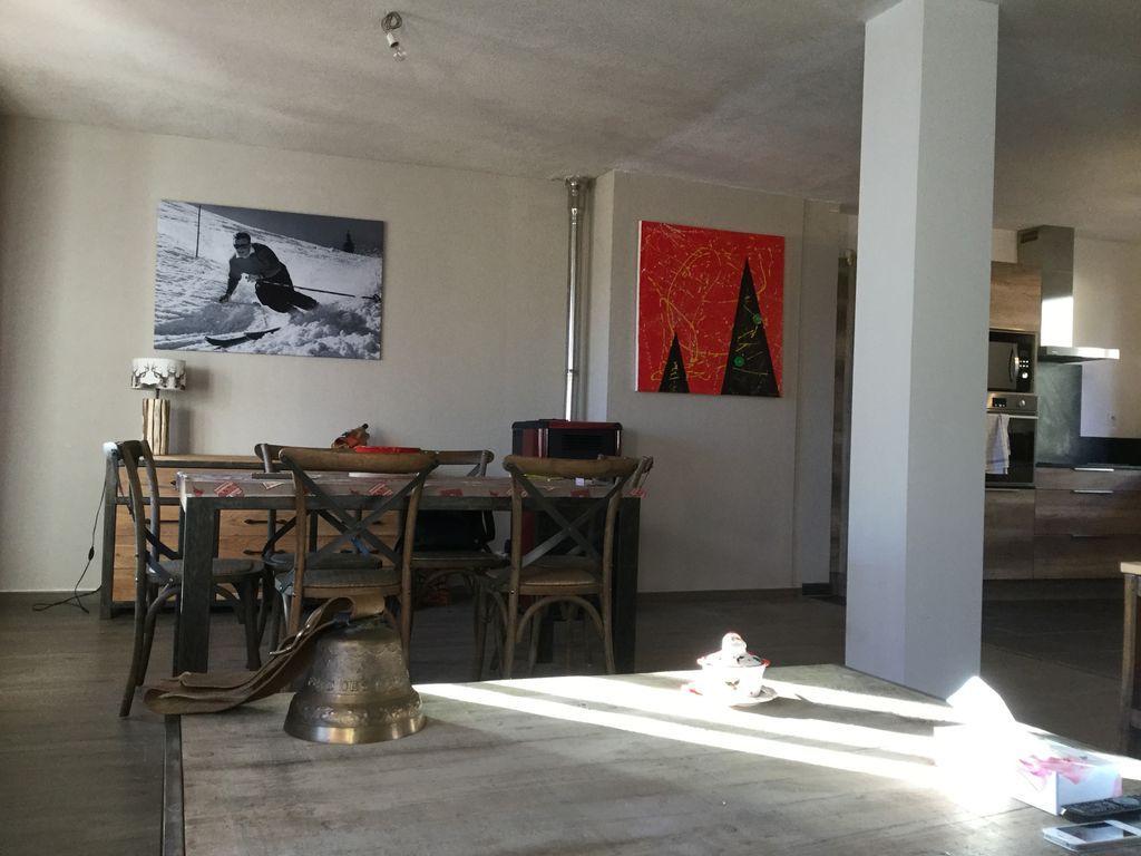 Apartamento para 6 personas en Font-romeu-odeillo-via