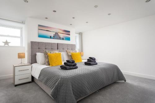 Apartamento idóneo para animales de 1 habitación