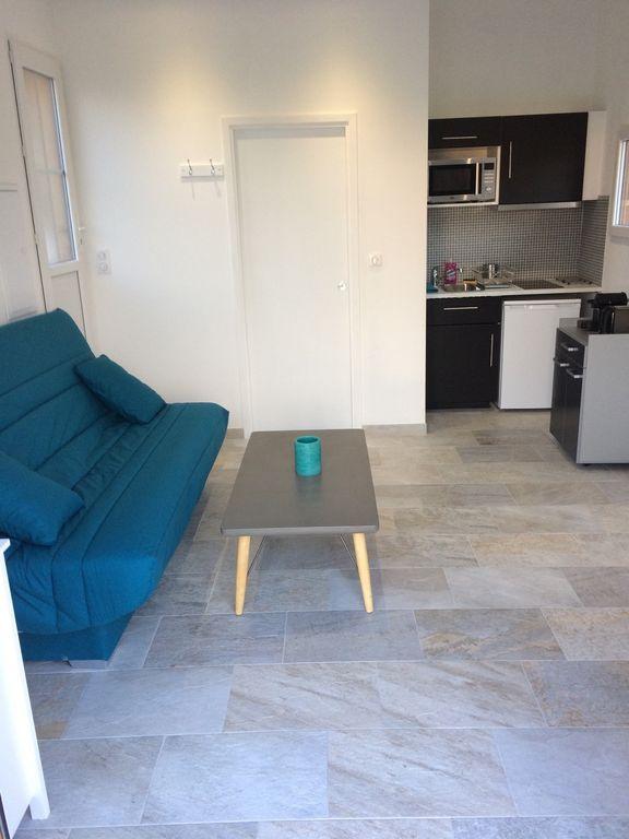 Apartamento provisto en Piana