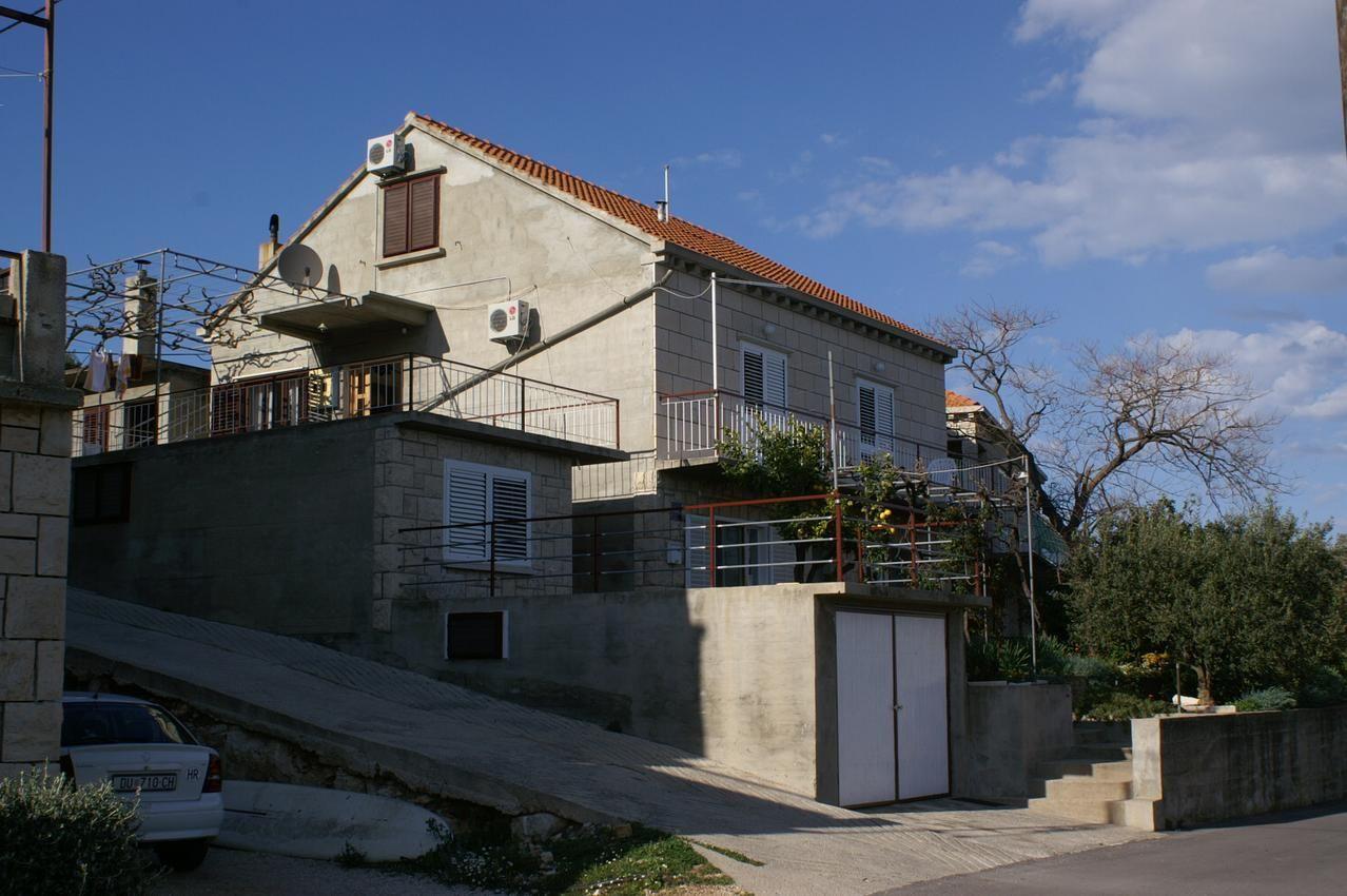 Apartamento en Lumbarda (Korčula), capacidad 2+0