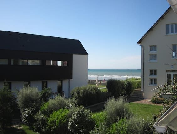 Appartement avec vue avec jardin