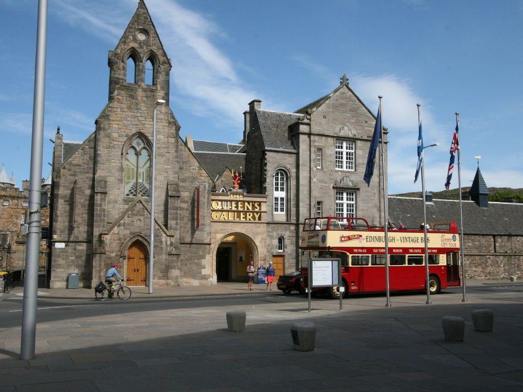 Apartamento de 2 habitaciones en Edimburgo
