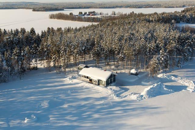 Residencia en Rovaniemi para 6 personas