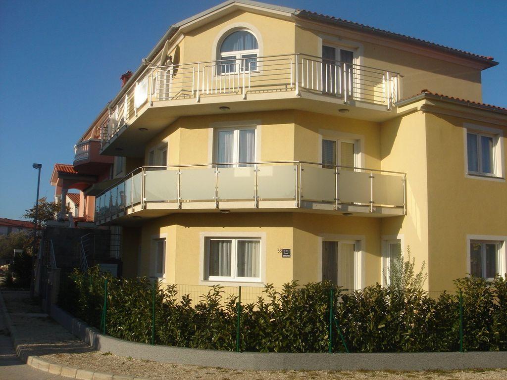 Ferienwohnung, Apartment, ruhige Lage, strandnah, 5 Personen, Familien, zentral