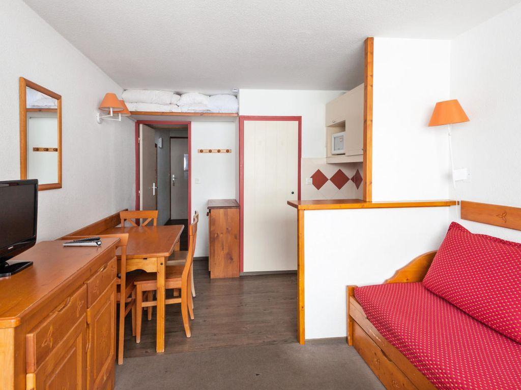 Alojamiento en Huez de 1 habitación