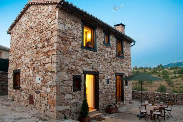 Residencia atractiva en Horcajuelo de la sierra