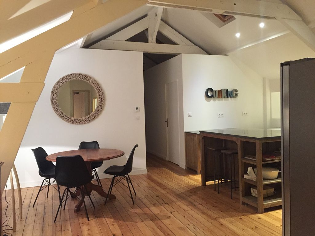 Holiday rental in Saint-malo for 5 people