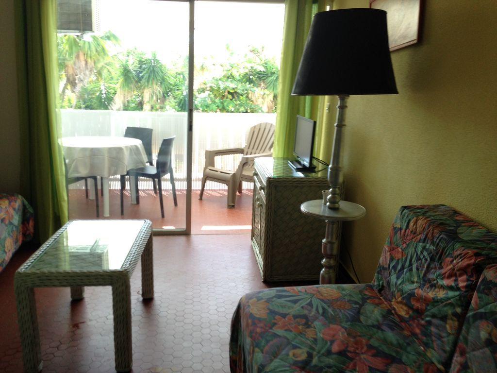 Apartamento en Saint-françois de 1 habitación