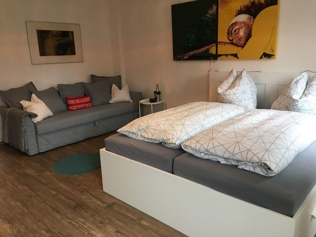 Equipado apartamento para 3 personas
