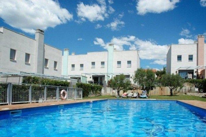 Apartamento en Costa Dorada con Terraza, Aparcamiento, Jardín, Lavadora (348129)
