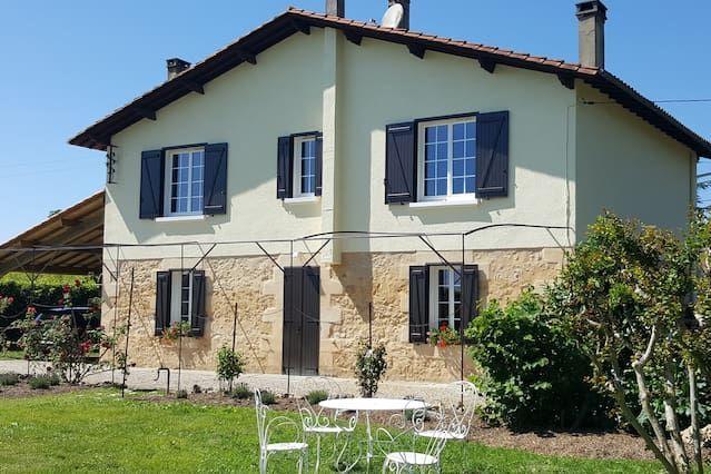Alojamiento en Prigonrieux para 10 huéspedes