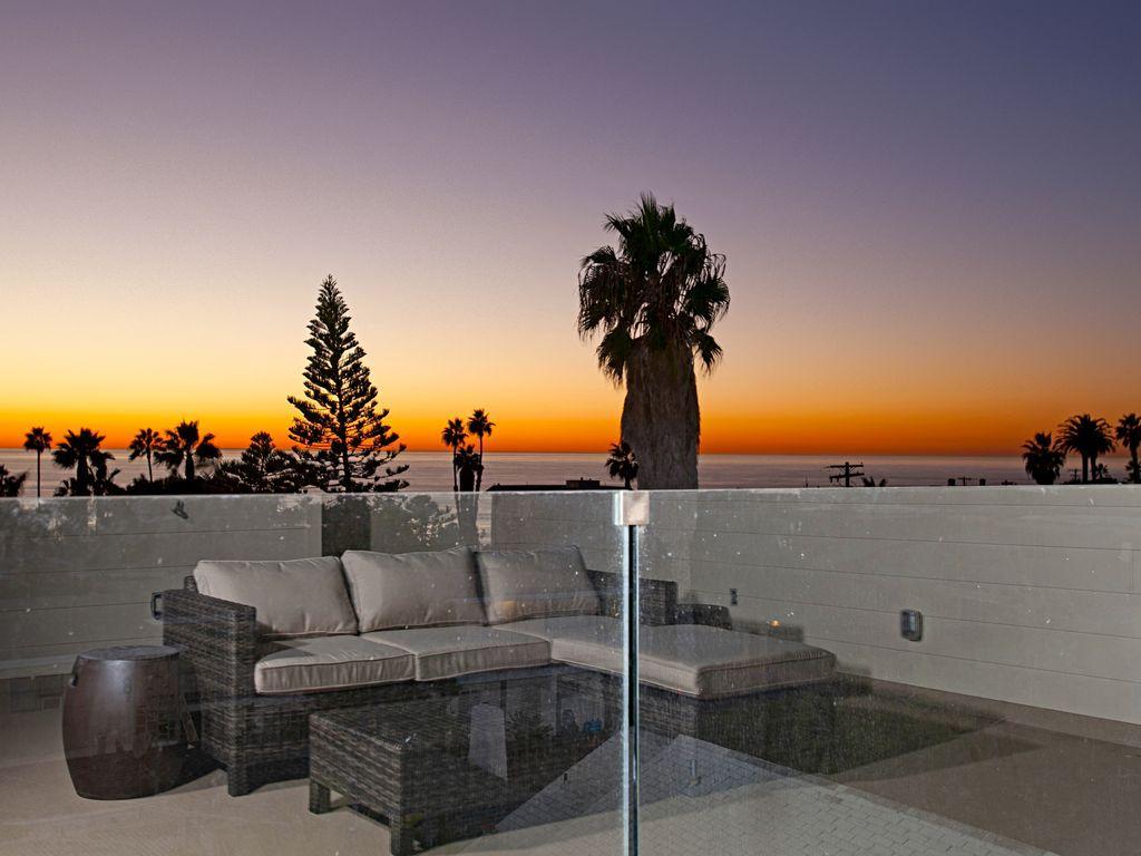 Vivienda con balcón en San diego