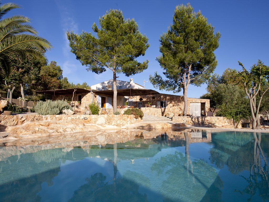 Residencia con piscina en Porto cristo