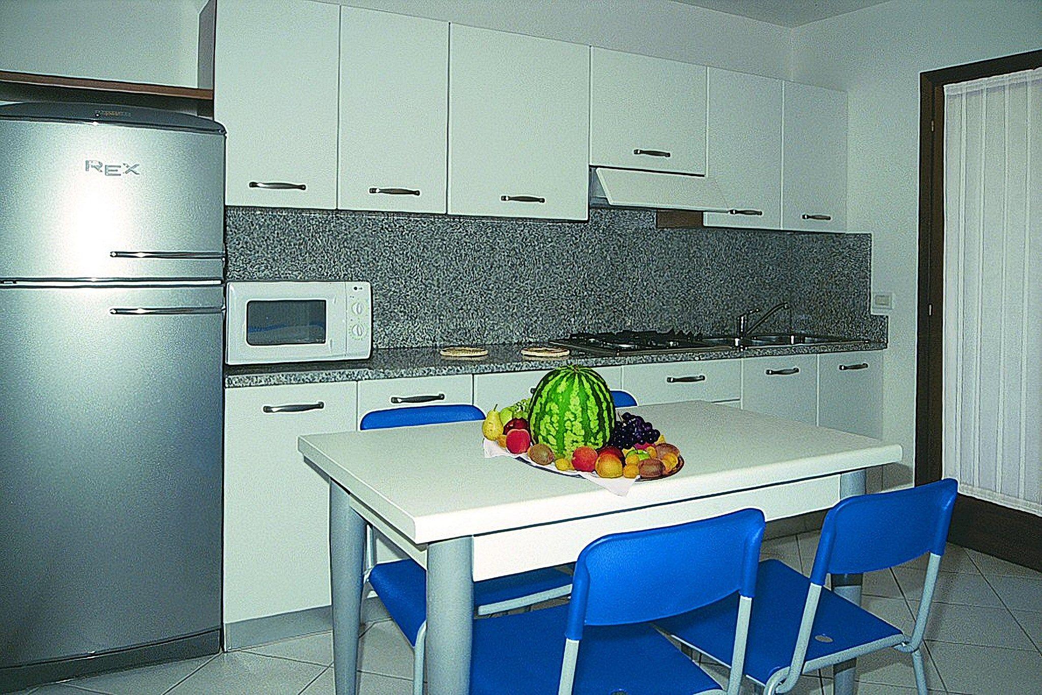 Apartamento para 8 personas con piscina, en Lignano Sabbiadoro
